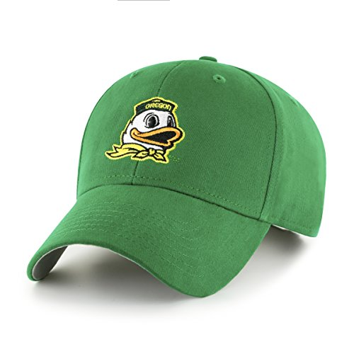 NCAA Oregon Ducks Children Cinch Ots All-Star MVP Adjustable Hat, Kids, Kelly (Oregon Baseball Ducks)