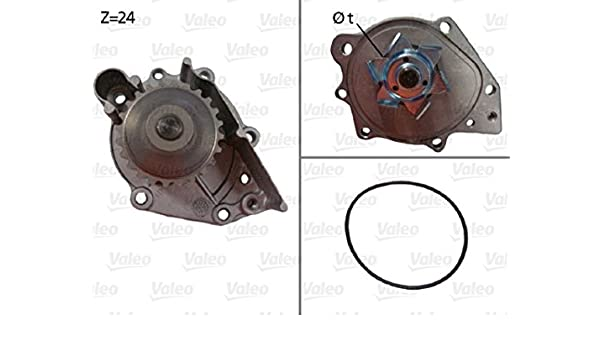 Amazon.com: Water Pump VALEO Fits LAND ROVER Freelander MG Mgf 200 400 1.1-2.5L 1989-2009: Automotive