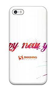High Quality Happy New Year Case For Iphone 5/5s / Perfect Case