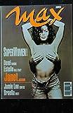 MAX 054 N° 54 COVER JANET JACKSON DEMI MOORE ESTELLE HALLYDAY JAMIE LEE CURTIS ORNELLA MUTI