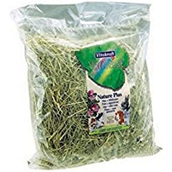 Vitakraft Verde Hay and Wild Rose (500g) (Pack of 4)
