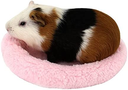 Da.Wa Lovely Hamster - Hamaca de algodón cálido para invierno, para mascotas, ratas, hámster, cama, jaula de animales pequeños para hámster: Amazon.es: Productos para mascotas