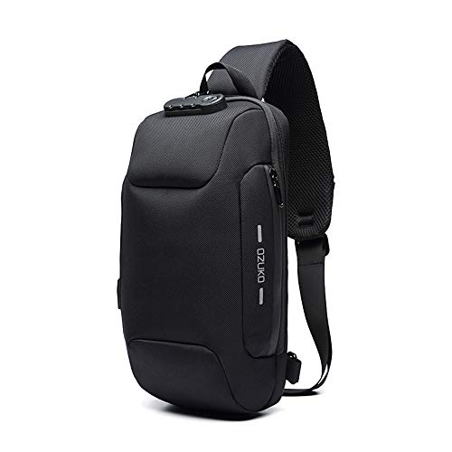 OZUKO Sling Backpack USB