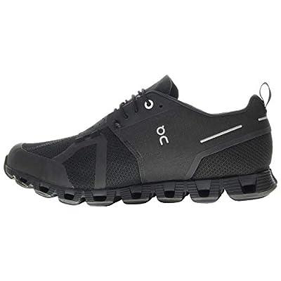 ON Cloud Waterproof Womens Running-Shoes Cloud-Waterproof-Black/Lunar_10M - Black/Lunar | Running