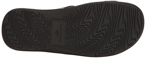 Sandal Slide Dockers Sunland Men's Black waqX4aA7x