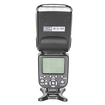ShenBiadolr Flash de Alta Velocidad para cámaras Canon DSLR Flash ...