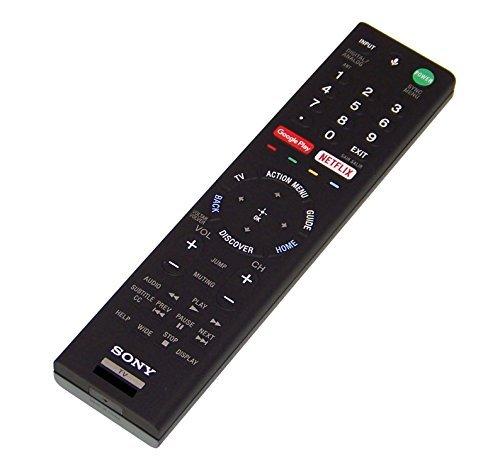 OEM Sony Remote Control Originally Shipped With: XBR75X850D, XBR-75X850D, XBR65X935D, XBR-65X935D, XBR55X855DS, XBR-55X855DS