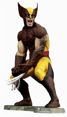 Modern Era X-Men: Wolverine Statue Designed by Jim Lee (Wolverine X Men Claw Silver)