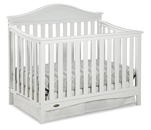 Graco Harbor Lights Convertible Crib, White