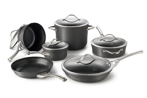 Calphalon Contemporary Nonstick 11 piece Set ()