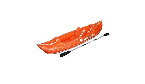 WILDWATERFUN Kayak Canoa Hinchable Speed Raft 2 plazas ...