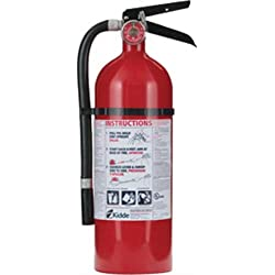 2 Pack Of Kidde 21005779 Pro 210 Fire Extinguisher, ABC, 160CI (Package Include Trademark Supplies Assemble Kit)