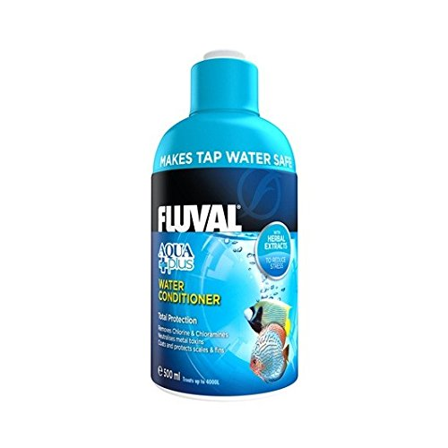 (Fluval Water Conditioner for Aquariums, 16.9-Ounce)