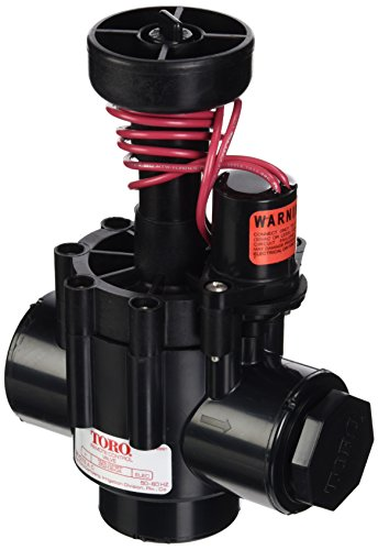 Toro 252 Electric Globe/Angle Valve with 1' NPT and Flow Control, -