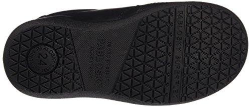 Pablosky 311310 - Zapatillas Colegiales Unisex, negras, Negro