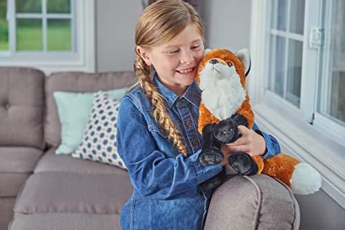 41f3yRkYYOL - Wild Republic Red Fox Plush, Stuffed Animal, Plush Toy, Gifts For Kids, Cuddlekins 12 Inches