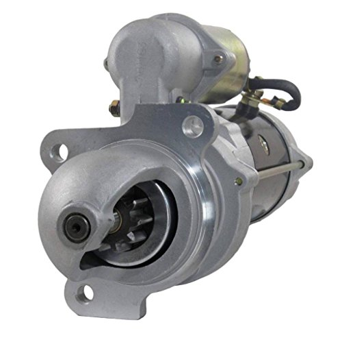 (NEW GEAR REDUCED STARTER FITS JOHN DEERE AGRICULTURAL TRACTOR COMBINE 500 510 3020 4000 4010 4020 6602 GAS 1960-1974)