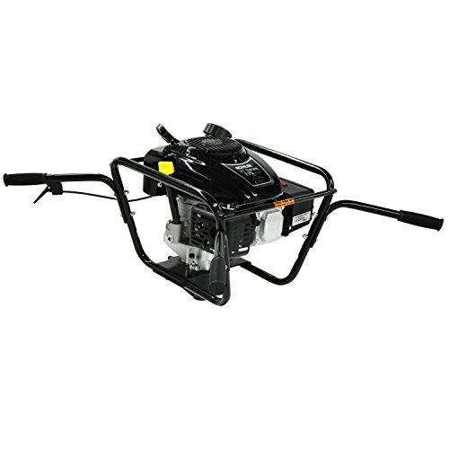 - Earthquake 9800K 2-Person Earth Auger Powerhead with 173cc 4-Cycle Kohler Engine (CARB Compliant)