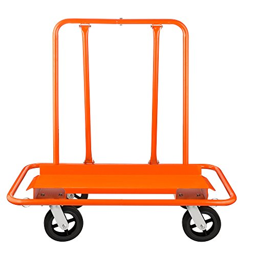 6115 Pentagon Tool Professional Drywall Cart Dolly For Handling Wall Panels ()