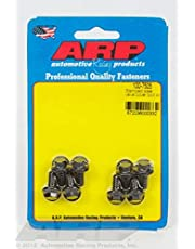ARP 1007505 Hex Style Valve Cover Bolts, Chrome Moly Steel with Black Oxide Finish, Package of 8, for Select Stamped Steel Covers