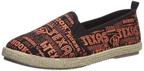 Texas Espadrille Canvas Shoe - Womens Medium