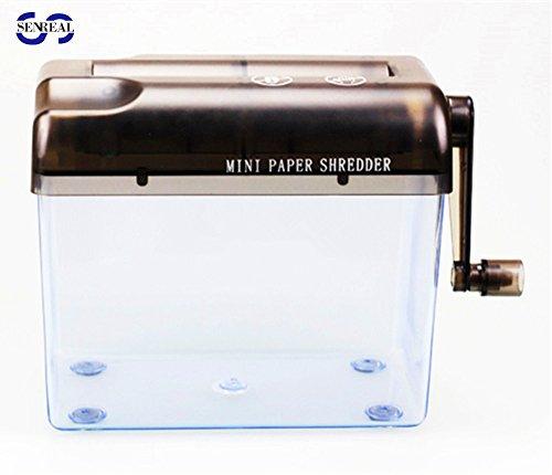 Mini Hand Shredder SENREAL