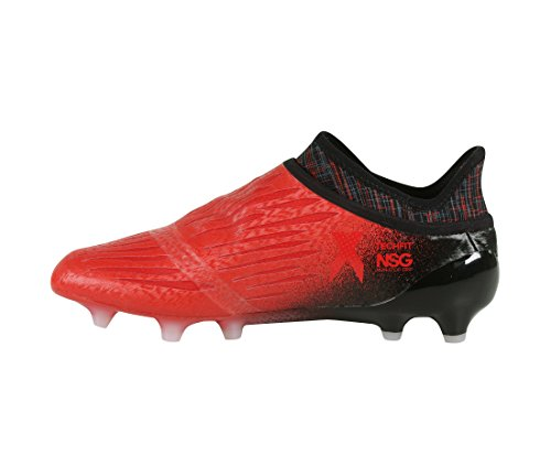 Bota de fútbol adidas X 16+ Purechaos FG Red-White-Core black Red-White-Core black