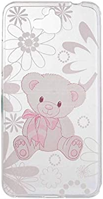 Cartoon Flower Butterfly Bear Tree Cute Back Cover Silicon Gel Soft TPU Mobile Phone Case for Huawei Y6 PRO Coque Honor 4C Pro +,10,for Huawei Y6