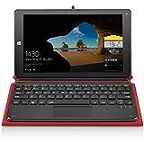 Tablet M8W Plus Hibrido Windows 10 8.9 Pol. Intel 2GB 32GB Dual Câmera Vermelho Multilaser - NB243