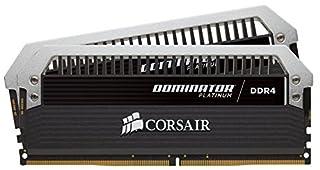 Corsair Dominator Platinum 16GB (2x8GB) DDR4 3000MHz C15 Desktop Memory (B0134EVVO2) | Amazon price tracker / tracking, Amazon price history charts, Amazon price watches, Amazon price drop alerts