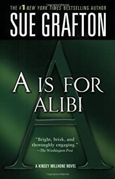 A is for Alibi 076218860X Book Cover