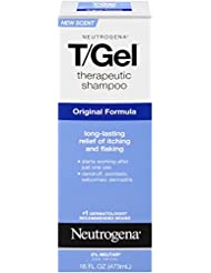 Neutrogena T/Gel Therapeutic Shampoo Original Formula...