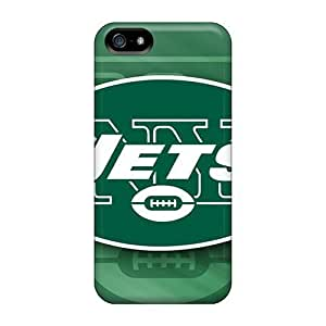 MXcases Llc2789CgiY Protective For Iphone 4/4S Case Cover (new York Jets)