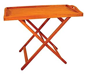 TERRACE MATES BRIGHTON Adjustable Tray Table
