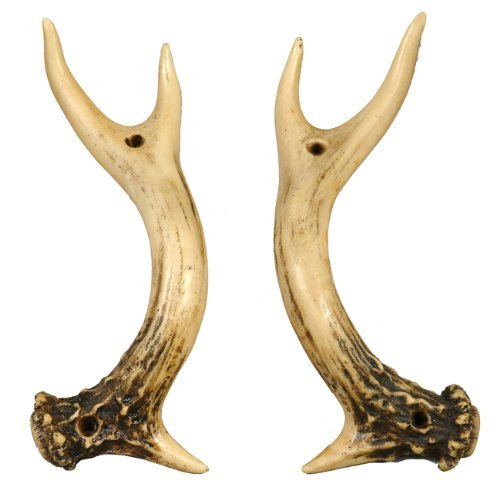 Antler Door Handles - Set of 2