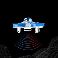 OOFAY Drone with Camera KK2DW Mini Four-Axis Aircraft Set High Aerial Drone Remote Control Aircraft Toys