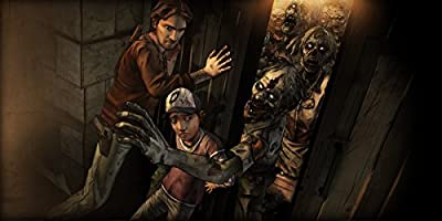 Amazoncom The Walking Dead Season 2 Playstation 4