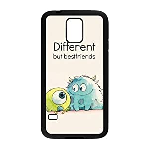JIANADA Monsters, Inc. Cell Phone Case for Samsung Galaxy S5