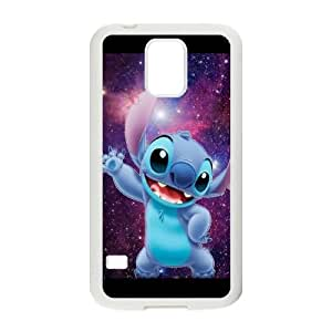 Disneys Lilo and Stitch Samsung Galaxy S5 Cell Phone Case White Phone cover J9742073