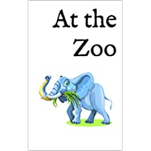 At the Zoo: A Bilingual English-German Picture Book