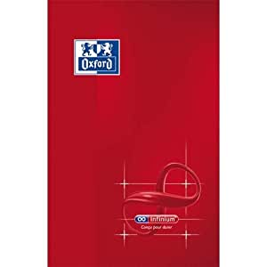 Oxford Oficina 10 100103764 Infinium libro de 48 páginas picadura Assorted Lote