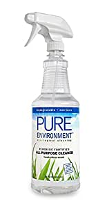 Pure Environment Peroxide Fortified Kitchen + All Purpose Cleaner