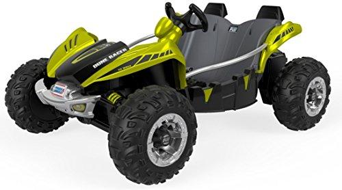 41f45ETTEFL - Power Wheels Dune Racer, Green