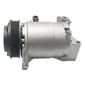 RYC Remanufactured AC Compressor and A/C Clutch FG465