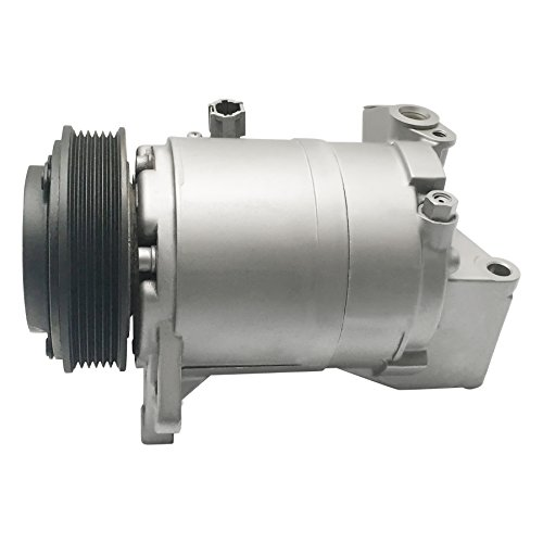 RYC Remanufactured AC Compressor and A/C Clutch FG465