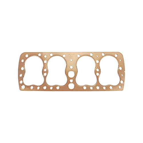 MACs Auto Parts 47-15956 Head Gasket Flathead V8 90 /& 95 /& 100 HP 24Stud Copper