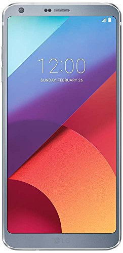 LG G6 H872 32GB T-Mobile Unlocked Android Phone - Ice Platinum -