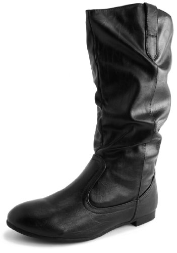 Bottines De Base Generation19 Mi-mollet Noir 9