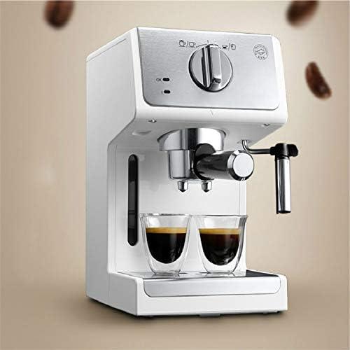 Machine à Café Machine à café automatique Une touche pour infuser Force de brassage multiple Fonction Maintien au Chaud Brassage rapide pour la maison, le bureau, le camping-car