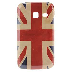 Retro Style UK National Flag Pattern Hard Case for Samsung Galaxy Y Duos S6102
